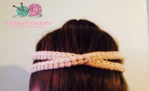 Easy Versatile 10 minute Headband - Bobbles & Baubles