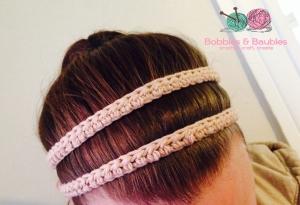 Easy Versatile 10 Minute Headband - Bobbles & Baubles