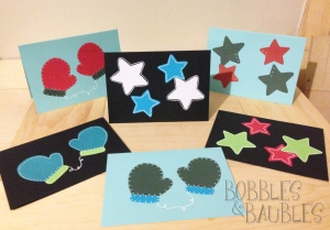 Christmas Cards by Bobbles & Baubles